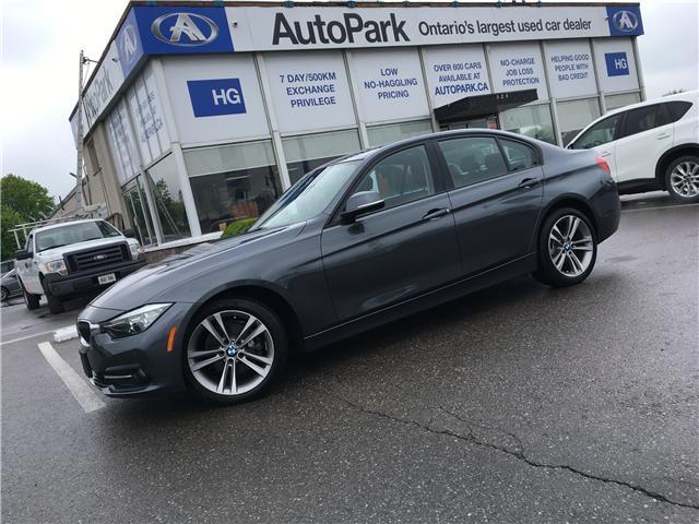 2016 BMW 320i xDrive (Stk: 16-22021) in Brampton - Image 1 of 26