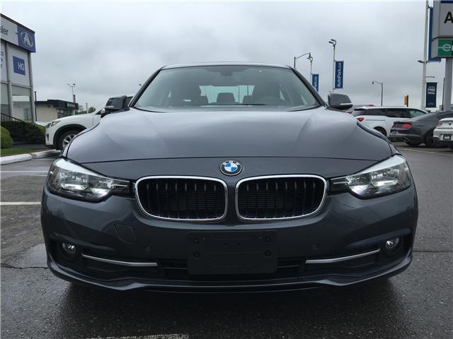 2016 BMW 320i xDrive (Stk: 16-22021) in Brampton - Image 2 of 26