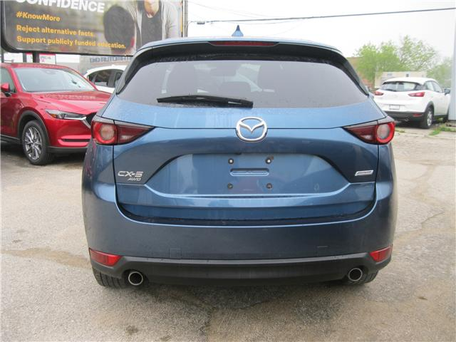 2018 Mazda CX-5 GS (Stk: 00560) in Stratford - Image 4 of 27