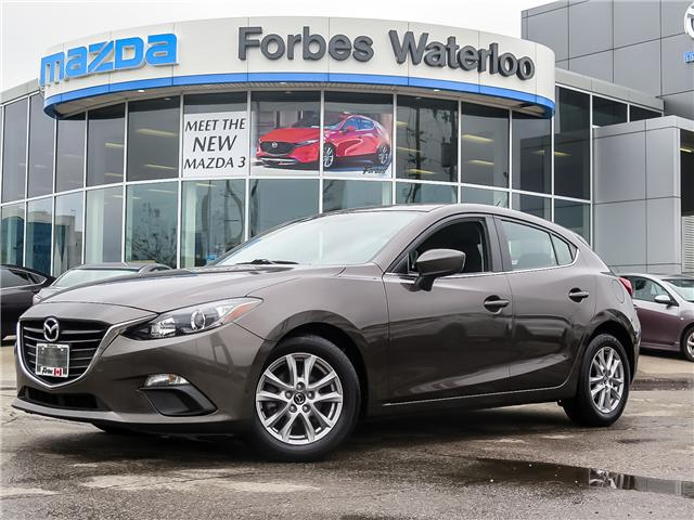 2015 Mazda Mazda3 Sport GS (Stk: L2326) in Waterloo - Image 1 of 21
