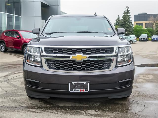 2018 Chevrolet Tahoe LS (Stk: W2328) in Waterloo - Image 2 of 21