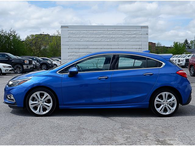 2018 Chevrolet Cruze Premier Auto (Stk: P92087R) in Peterborough - Image 2 of 19