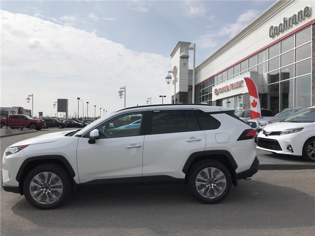2019 Toyota RAV4 Limited (Stk: 190291) in Cochrane - Image 2 of 14