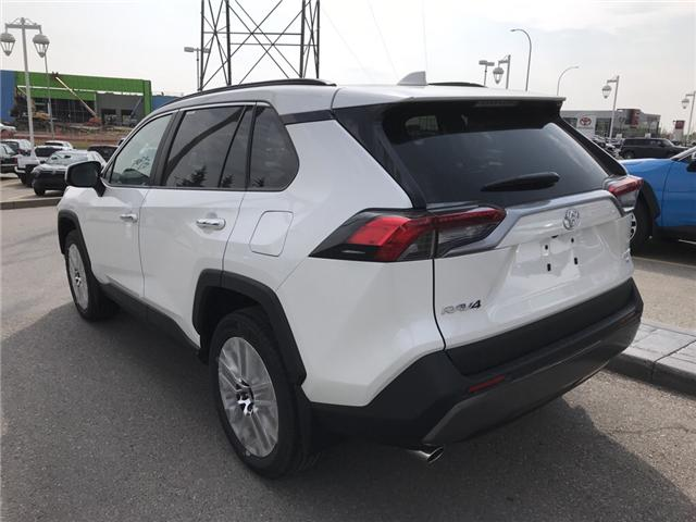 2019 Toyota RAV4 Limited (Stk: 190291) in Cochrane - Image 3 of 14