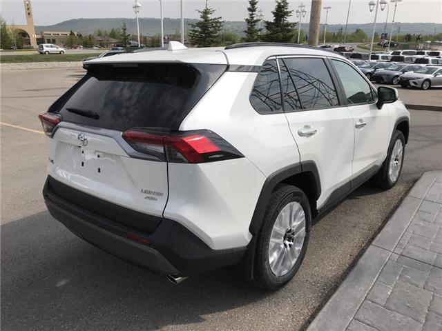 2019 Toyota RAV4 Limited (Stk: 190291) in Cochrane - Image 5 of 14