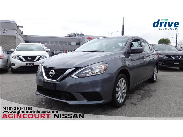 2019 Nissan Sentra 1.8 SV (Stk: KW333043A) in Scarborough - Image 1 of 20