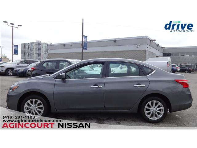 2019 Nissan Sentra 1.8 SV (Stk: KW333043A) in Scarborough - Image 2 of 20