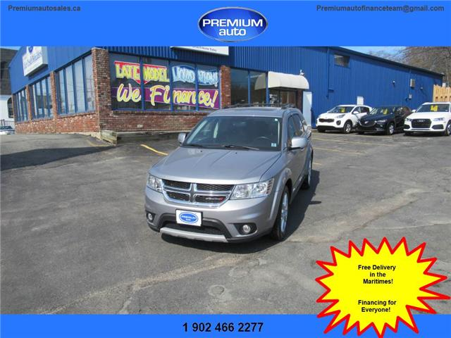 2018 Dodge Journey GT (Stk: 219738) in Dartmouth - Image 1 of 30