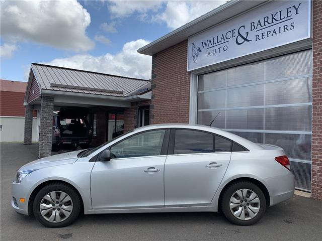 2012 Chevrolet Cruze LS (Stk: 160713) in Truro - Image 2 of 9