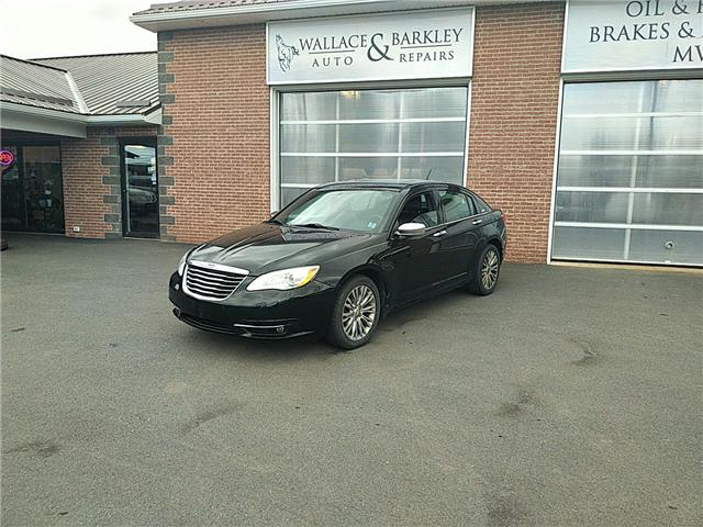 2014 Chrysler 200 Limited (Stk: RW-194198) in Truro - Image 1 of 9