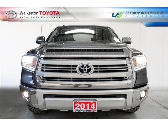 2014 Toyota Tundra Platinum 5.7L V8 (Stk: 19136A) in Walkerton - Image 2 of 24