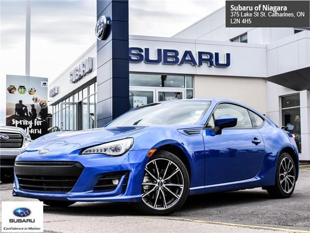 2018 Subaru BRZ Sport-tech (Stk: S3861) in St.Catharines - Image 1 of 4