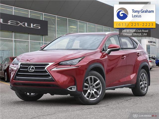 2016 Lexus NX 200t Base (Stk: Y3425) in Ottawa - Image 1 of 29