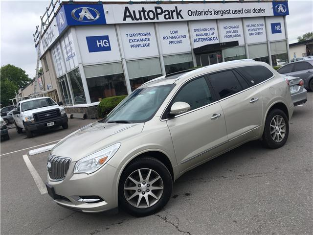 2017 Buick Enclave Leather (Stk: 17-59815) in Brampton - Image 1 of 30