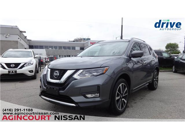 2018 Nissan Rogue SL (Stk: KC604890A) in Scarborough - Image 1 of 25