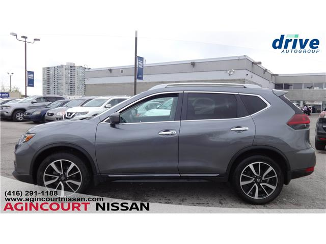 2018 Nissan Rogue SL (Stk: KC604890A) in Scarborough - Image 2 of 25