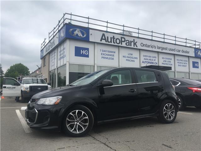 2018 Chevrolet Sonic LT Auto (Stk: 18-05340) in Brampton - Image 1 of 25