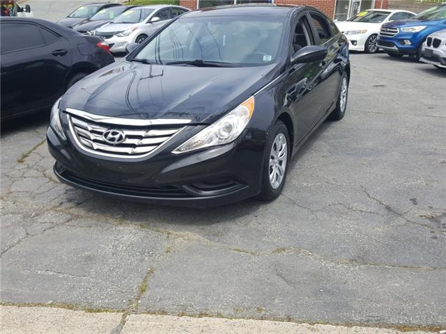 2013 Hyundai Sonata GL (Stk: ) in Dartmouth - Image 1 of 16