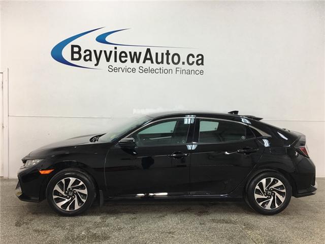 2017 Honda Civic LX (Stk: 34873W) in Belleville - Image 1 of 22
