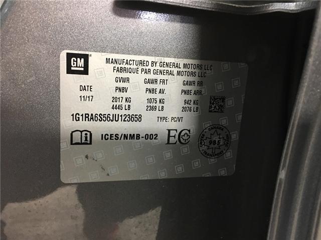 2018 Chevrolet Volt LT (Stk: 35118J) in Belleville - Image 19 of 23