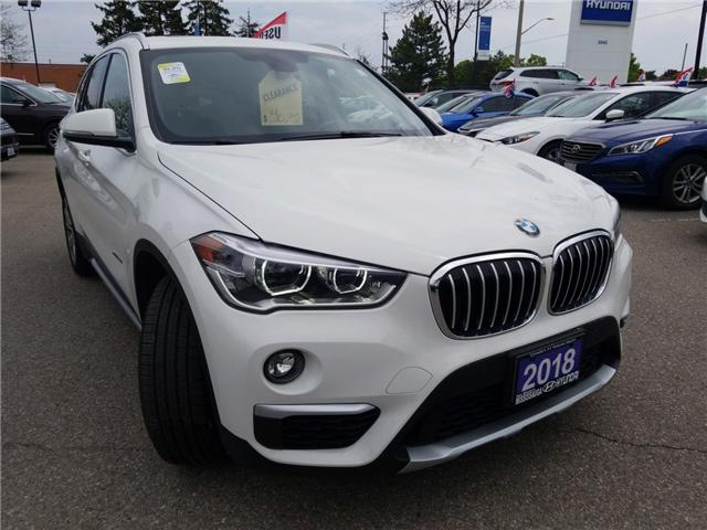 2018 BMW X1 xDrive28i (Stk: OP10233) in Mississauga - Image 3 of 15