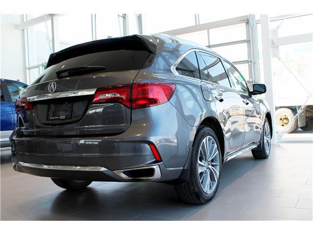 2017 Acura MDX Elite Package (Stk: V7186) in Saskatoon - Image 6 of 22