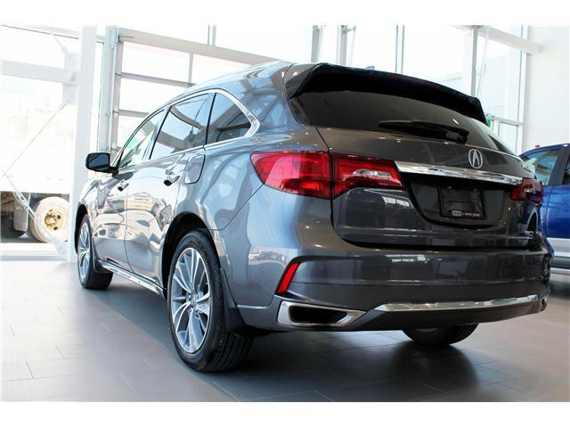 2017 Acura MDX Elite Package (Stk: V7186) in Saskatoon - Image 4 of 22