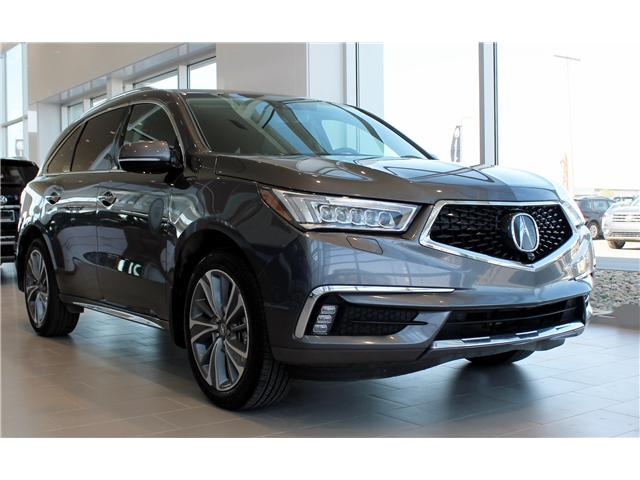 2017 Acura MDX Elite Package (Stk: V7186) in Saskatoon - Image 1 of 22