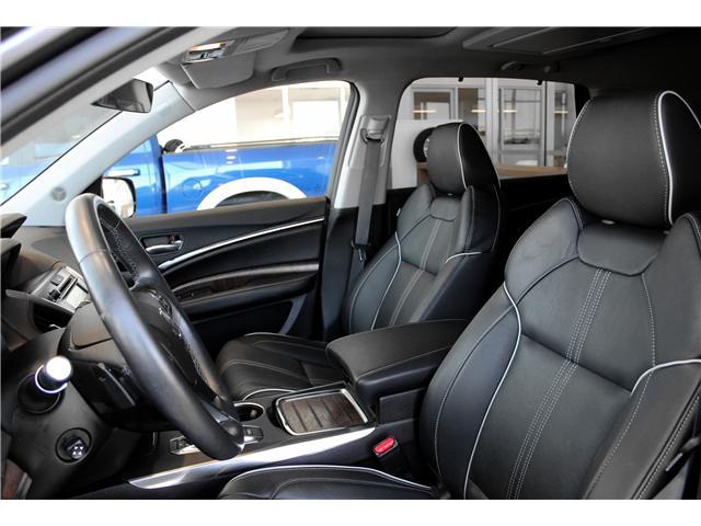 2017 Acura MDX Elite Package (Stk: V7186) in Saskatoon - Image 17 of 22