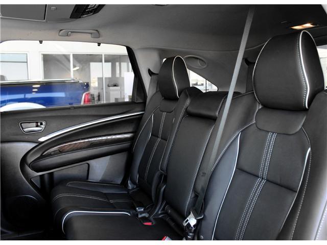 2017 Acura MDX Elite Package (Stk: V7186) in Saskatoon - Image 18 of 22