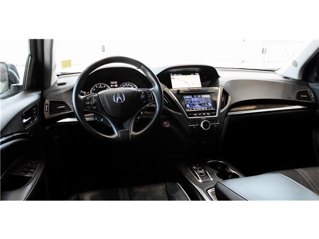 2017 Acura MDX Elite Package (Stk: V7186) in Saskatoon - Image 11 of 22