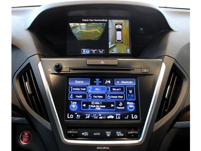 2017 Acura MDX Elite Package (Stk: V7186) in Saskatoon - Image 16 of 22