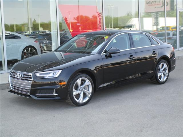 2019 Audi A4 45 Progressiv (Stk: 190324) in Regina - Image 1 of 22