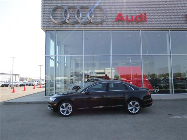 2019 Audi A4 45 Progressiv (Stk: 190324) in Regina - Image 2 of 22