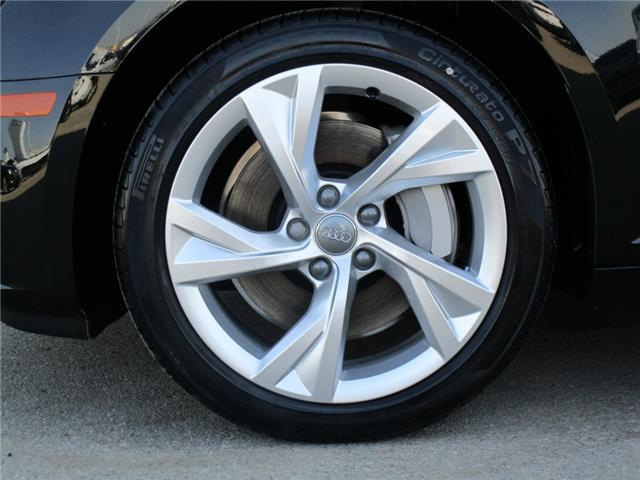2019 Audi A4 45 Progressiv (Stk: 190324) in Regina - Image 10 of 22