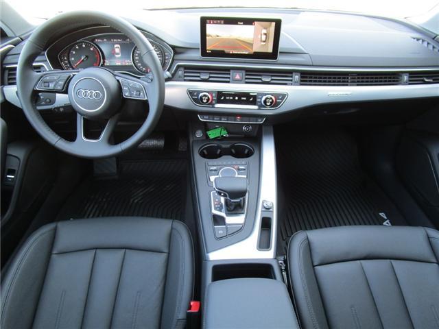 2019 Audi A4 45 Progressiv (Stk: 190324) in Regina - Image 16 of 22