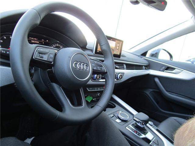 2019 Audi A4 45 Progressiv (Stk: 190324) in Regina - Image 17 of 22