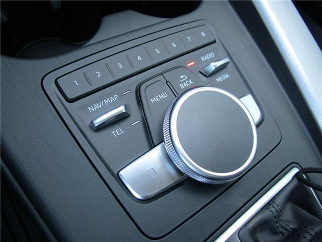 2019 Audi A4 45 Progressiv (Stk: 190324) in Regina - Image 21 of 22