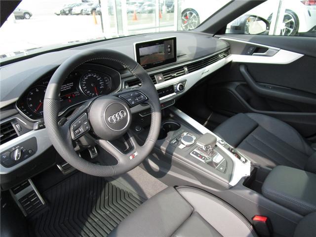 2019 Audi A4 45 Progressiv (Stk: 190359) in Regina - Image 15 of 34