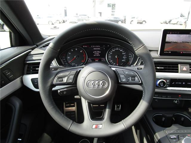 2019 Audi A4 45 Progressiv (Stk: 190359) in Regina - Image 18 of 34