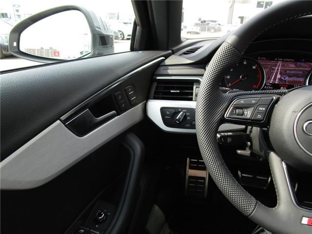 2019 Audi A4 45 Progressiv (Stk: 190359) in Regina - Image 23 of 34