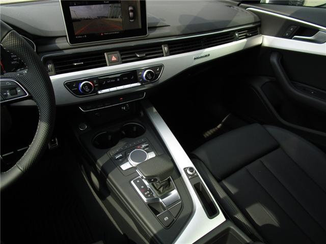 2019 Audi A4 45 Progressiv (Stk: 190359) in Regina - Image 25 of 34