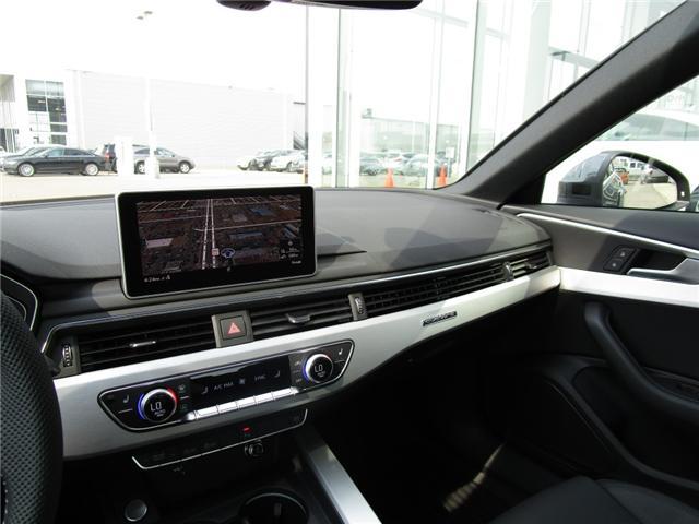 2019 Audi A4 45 Progressiv (Stk: 190359) in Regina - Image 30 of 34
