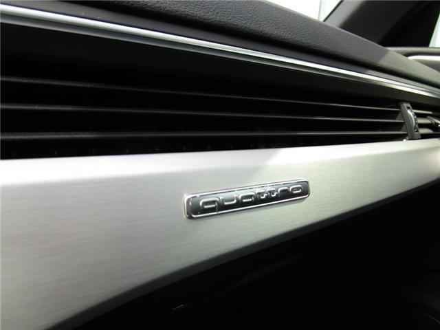 2019 Audi A4 45 Progressiv (Stk: 190359) in Regina - Image 31 of 34