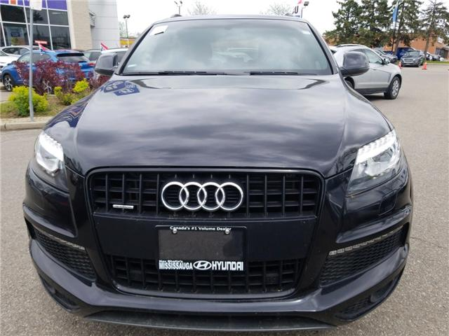 2014 Audi Q7 TDI Progressiv (Stk: OP10177) in Mississauga - Image 2 of 27