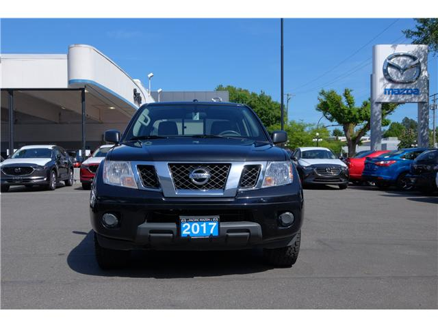 2017 Nissan Frontier SV (Stk: 7910A) in Victoria - Image 2 of 19