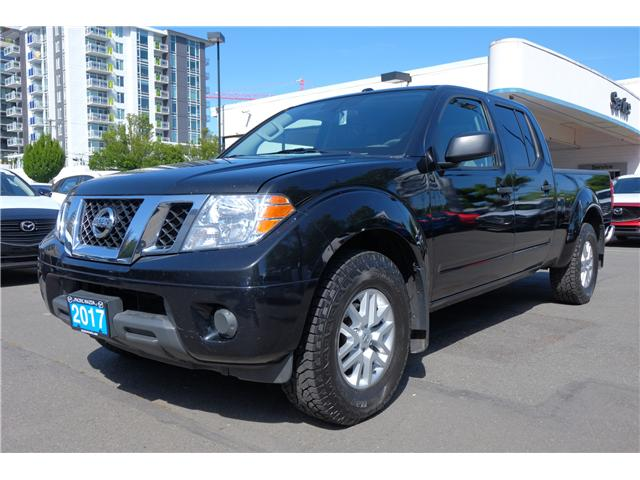 2017 Nissan Frontier SV (Stk: 7910A) in Victoria - Image 1 of 19