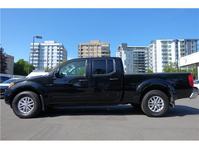 2017 Nissan Frontier SV (Stk: 7910A) in Victoria - Image 5 of 19