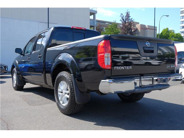 2017 Nissan Frontier SV (Stk: 7910A) in Victoria - Image 6 of 19