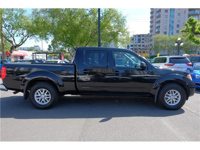 2017 Nissan Frontier SV (Stk: 7910A) in Victoria - Image 9 of 19